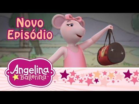 👜 Angelina e a Bolsa de Balé (Completo) - Angelina Ballerina Brasil 👜