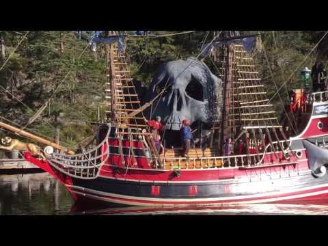Abra havn kaptein Sabeltann dyreparken Kristiansand