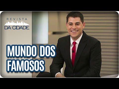 Evaristo Costa,  Anitta E Maisa Silva - Revista Da Cidade (28/07/2017)