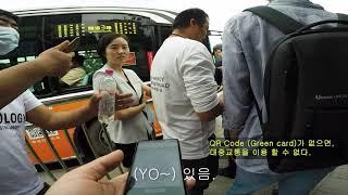 Qingdao Tour / 청도 구경 / China  Public Transport / 중국 대중교통 / China Traffic / 중국 교통