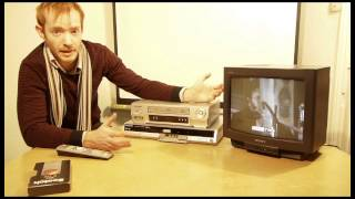 How to Transfer VHS to DVD - Part 2