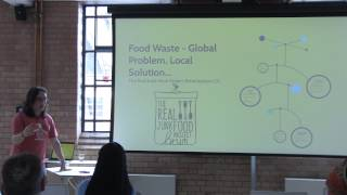 Garethe Hughes From The Real Junk Food Project, Birmingham