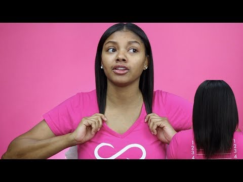 Hairfinity 6th Month Length Check | Jazzie Jae T