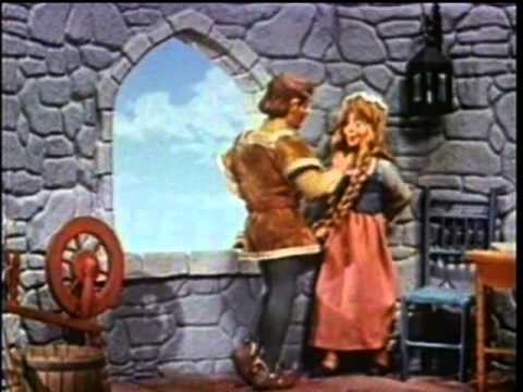 The Story Of Rapunzel- Ray Harryhausen