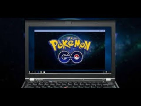 How to play pokemon go on pc working update (2018)