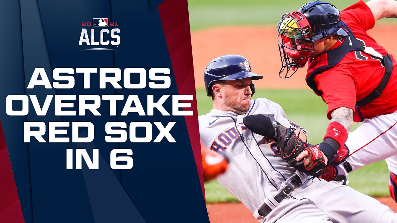 Download Astros take down Red Sox in 6 games to return to World Series! | ALCS Game Highlights