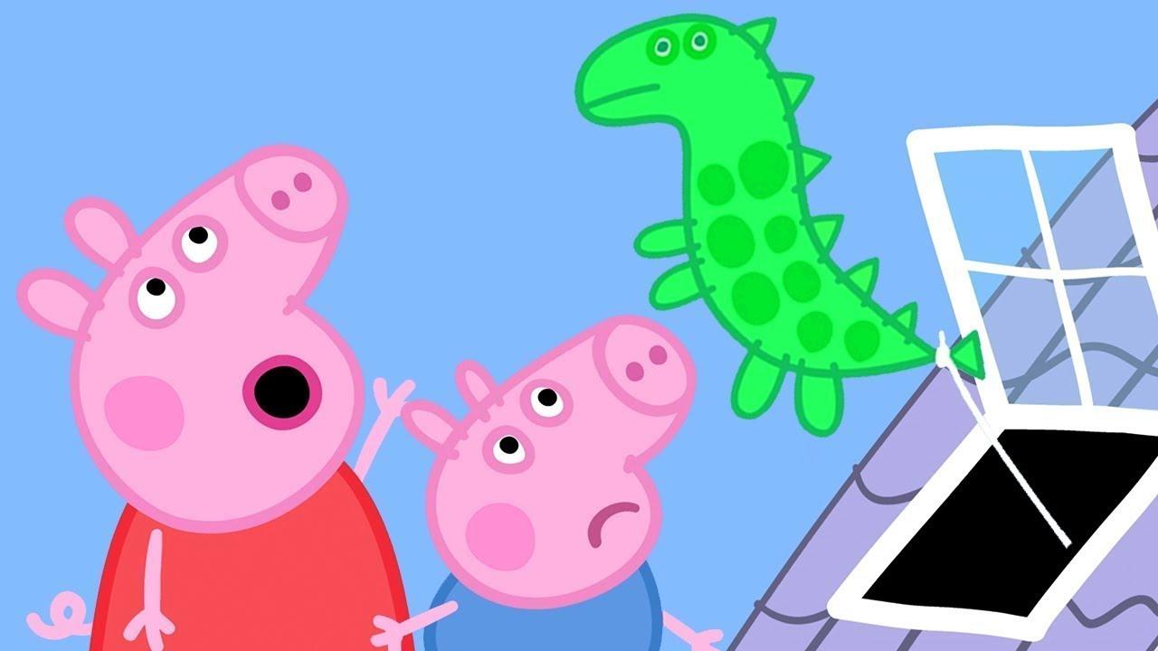 Peppa Pig Italiano 🎈 Il Palloncino Di George 🎈 Collezione Italiano - Cartoni Animati