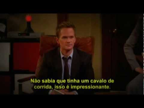 how i met your mother rencontre barney marshall