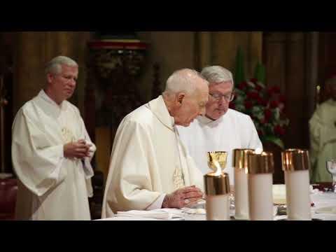Emeritus Archbishop Leonard Faulkner Celebrates 50 Years Of Episcopal Ordination
