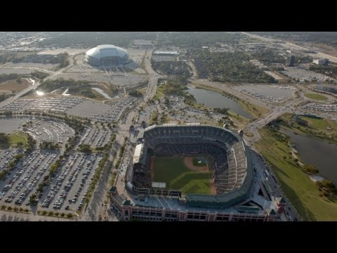 Arlington Voters Could Decide On New Rangers Ballpark