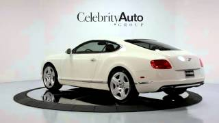 Bentley Continental GTC W12 2012 Videos