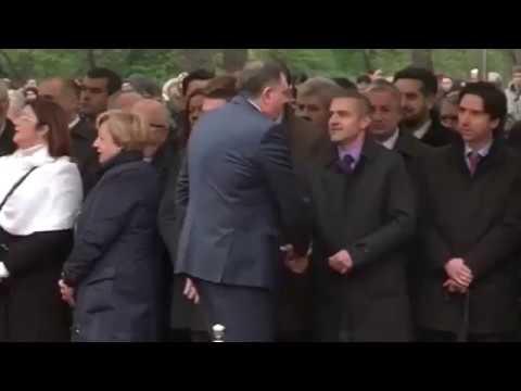 Milorad Dodik se odbio rukovati sa ambasadoricom SAD-a Maureen Cormack