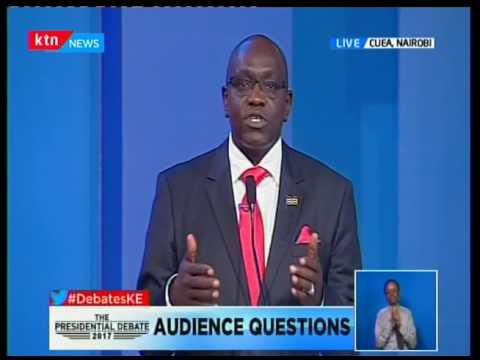 """We propose the first shadow government in Kenya as third party alliance"" Ekuru Aukot"