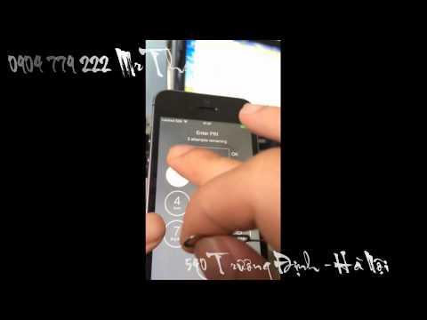 cách hack active iphone 4s bị dính icloud - Cách mở khóa icloud iphone 5s 5 4s 5c 4 bằng Server  (bản Full)