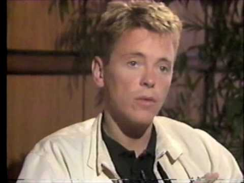 New Order - 120 Minutes X-Ray Segment 1986