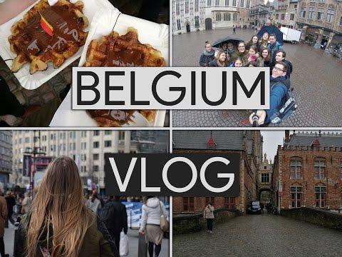 Belgium VLOG | Mol, Antwerp and Bruges