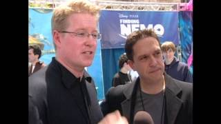 Finding Nemo: Andrew Stanton Premiere Interview