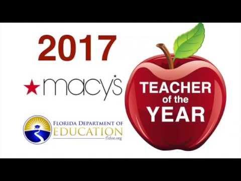 MACY'S Teacher of the Year 2017