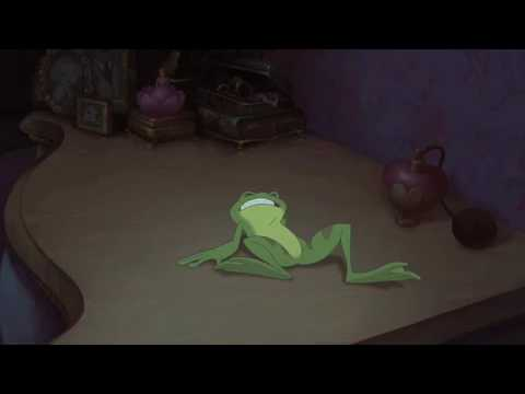 Film Clip from The Princess and The Frog
