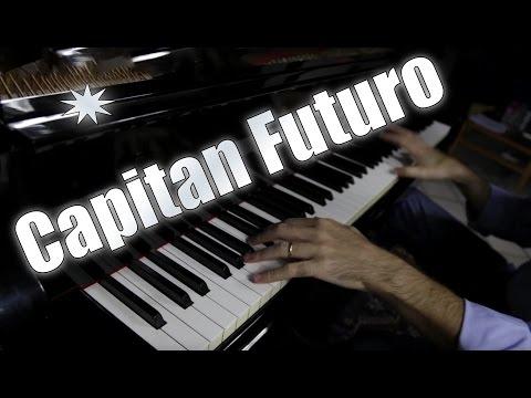 Capitan Futuro - sigla -   piano cover by Jazzy Fabbry