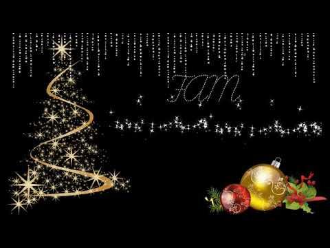 Invitación Para Cena De Navidad Youtube