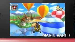 5 melhores jogos de Nintendo 3Ds