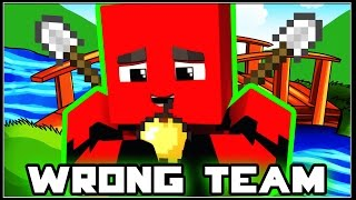 Minecraft - Wait! I thought I was on the other team! - Bridges PVP