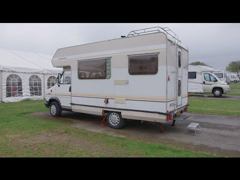 Find out more about buying a used 'van with Practical Motorhome