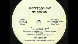 Mr Fingers Mystery of Love