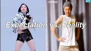 Download lagu Idols Doing Ryujin's Iconic Shoulder Dance | (G)I-DLE, TWICE, NCT, Winner, Astro, and More!