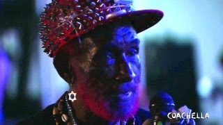 "Lee Scratch Perry ""War Ina Babylon"" w/ Subatomic Sound System live"