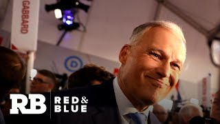 Jay Inslee gives up on climate-focused presidential bid