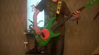 Walk Away - Bass cover (Green Day)