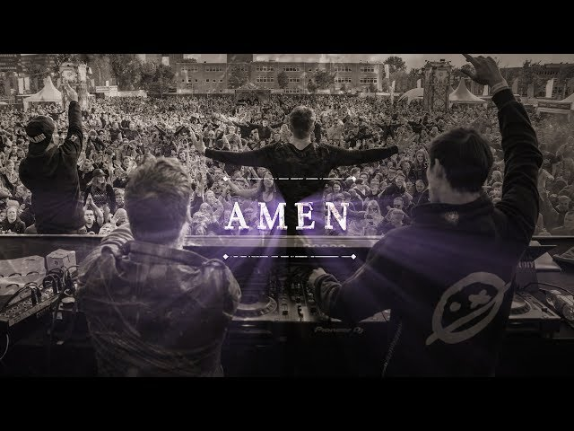 Headhunterz & Sub Zero Project - Amen (Official Video)