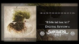 Album Review: Xanthochroid - Of Erthe And Axen: Act 1