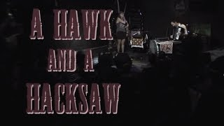 A Hawk And A Hacksaw - Romanian Hora And Bulgar- Live at Sister Bar - ABQ, NM