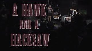 A Hawk And A Hacksaw - Romanian Hora And Bulgar- Live at Sister Bar - ABQ, NM