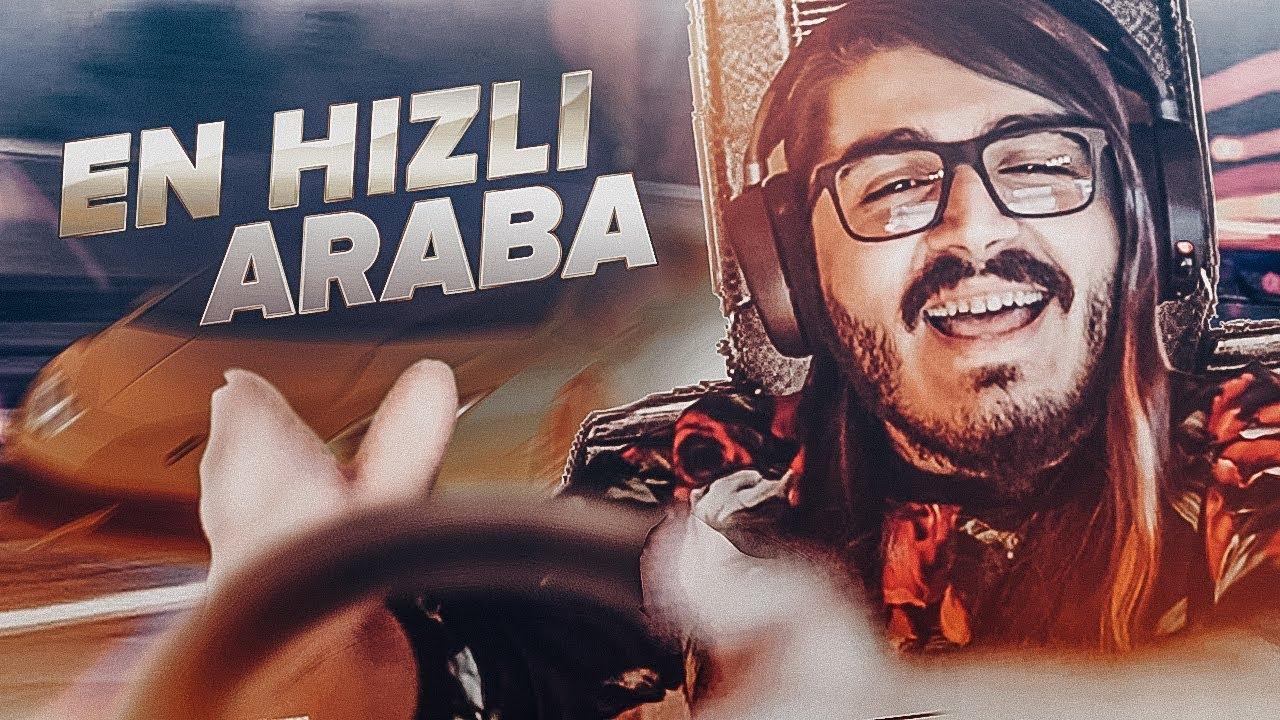 EN HIZLI ARABALARI DENEDİK! | Forza Horizon 4 thumbnail