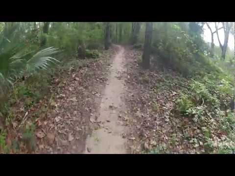 "Bonnet Carre Spillway ""Nomambo"" Bike Trail - Norco, Louisiana"