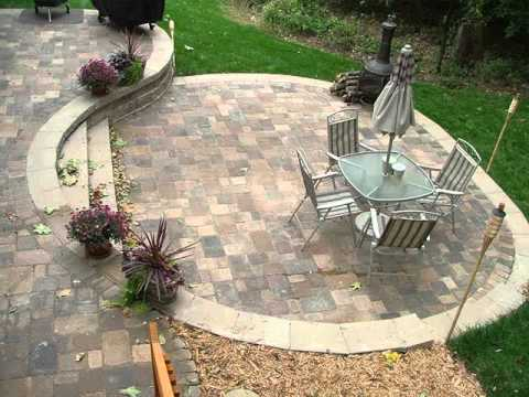 grass and pavers design collection