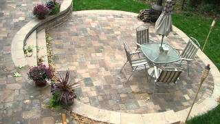 Grass And Pavers Design Collection | Landscape Pavers Design
