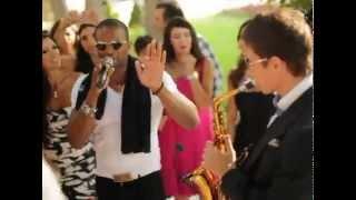 Проект Maxigroove и певец Lexter - выступление на свадьбе в Бейруте