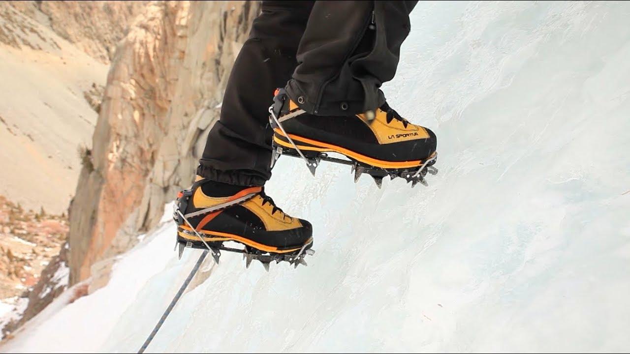 Ice Climbing: 5. Wearing \u0026 Adjusting