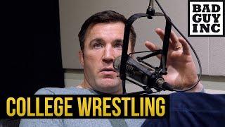 Collegiate Wrestling Talk - Oklahoma State vs Iowa (with Joel Suprenant)