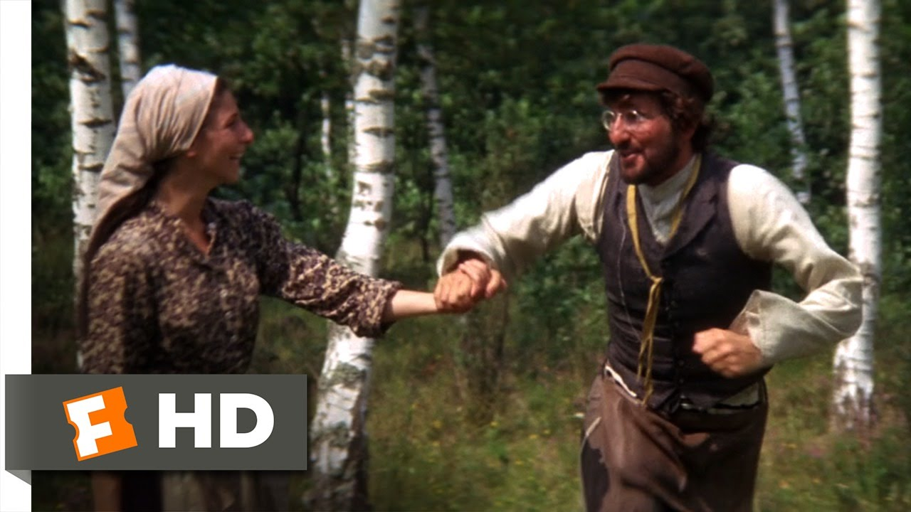 Fiddler On The Roof 8 10 Movie Clip Miracle Of
