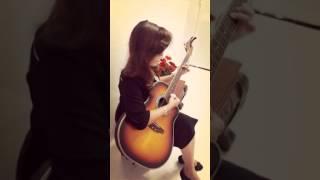Yêu em bằng cả trái tim- Guitar