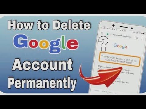How To Delete Gmail Account From Your Phone/ Delete Gmail Account/ #Tahirbangashkohati