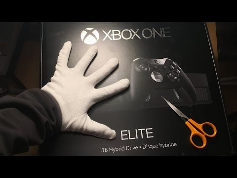 "New ""Faster"" Xbox One Unboxing & Speed Comparison Test (1Tb Elite Console)"