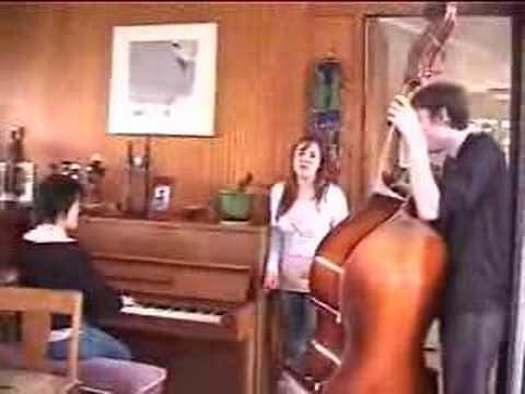 Samantha SIdley Fun with Jazz ...Idol