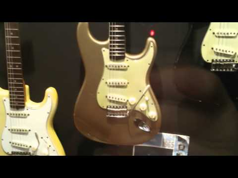 some of the most expensive guitars in the world, MusikMesse Frankfurt 2012